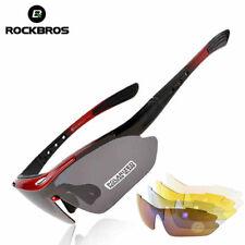 Gafas de sol deportivas polarizadas ciclismo RockBros 5 marco De Lentes Y Gafas
