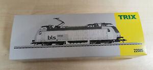 Trix H0 22085 E-Lok RE 485 005-3 BLS Cargo NEU T3648