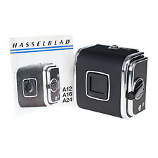 Hasselblad A24 220 Film Back for V Series Bodies - Silver