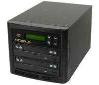 CD DVD Duplicator Copystars 1-1 drive 24X DL Pioneer burner drive copier tower