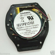 Garmin Forerunner 210w Running Watch GPS Replacement Battery with Bottom Part
