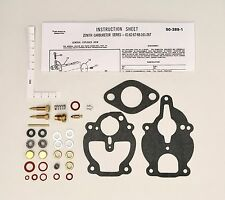 Gravely Model L - Carburetor Kit for Aluminum and Cast Iron 13796, 13797 & 13798
