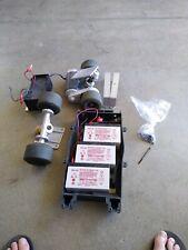 Electric Skateboard Trucks Motor Controller And Battery Box