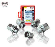 JAGUAR XJ, XK, XF ALL MODELS  WHEEL LOCKING NUTS M12x1.5 OEM from HEYNER
