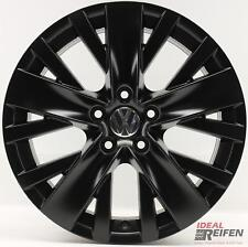 4 Originale VW Tiguan Spokane Cerchi in lega 5N0601025AC 7x17 ET43 Cerchioni