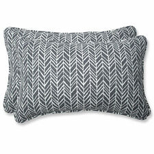 Pillow Perfect Gilford Baltic Wicker Indoor/Outdoor Rocking Chair Cushion