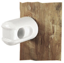 Dare Products 2802 Electric Fence Insulator, Line & Corner, Porcelain, Each
