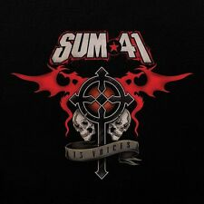 SUM 41 - THIRTEEN VOICES - NEW / SEALED CD - UK STOCK