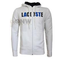Lacoste Cotton Zip Cardigans for Men