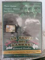 DVD Film LA COSTA DEI BARBARI di Haward Hawks  1935 Nuovo  ERMITAGE