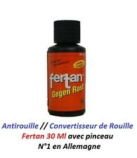 Anti Rouille Antirouille FERTAN 30Ml avec pinceau VAUXHALL VECTRA (B)