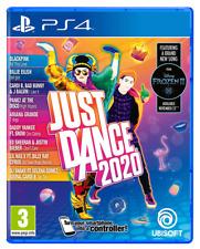 JUST DANCE 2020 PS4 ITALIANO VIDEOGIOCO PLAY STATION 4 MUSICA BALLO 2019 FROZEN