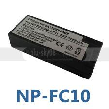 Battery pack for NP-FC10 NP-FC11 SONY Cyber-shot DSC-P5 DSC-P9 DSC-V1 DSC-F7