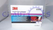 3M 05900 TWO PART EPOXY ADHESIVE BUMPER PLASTIC FLEXIBLE REPAIR MATERIAL 300 ML