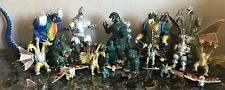 Godzilla Trendmasters 20 Figure Collection Mecha King Ghidorah Gigan Rodan Space