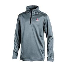 Champion Boys Long Sleeve Quarter Zip Jacket - Arizona Wildcats
