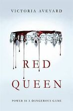The Red Queen by Victoria Aveyard (Paperback, 2015) YA Fiction