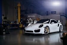 Strasse Forged Wheels Porsche 911 991 996 997 Turbo SM5R Deep Concave Duoblock