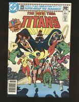 New Teen Titans #1, VF- 7.5, 1st Appearance H.I.V.E.