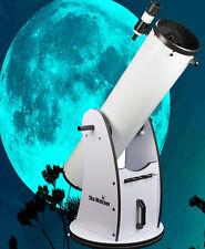 SKY-WATCHER Dobsonian 8 Inch Dia. w/PARABOLIC MIRROR+*FREE* Star&Planet Locator!