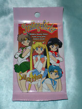 10x Sailor Moon Trading Stickers Series 1sealed pack of 6 stickers (10 packs!)
