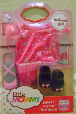 Little Mommy Sweet As Me Fashion Clothes - Ballerina Girl Outfit W/ Accessories