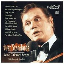 Sing The Hits Of Just Standards - Jazz Cabaret Songs [Karaoke]