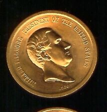 Millard FILLMORE INAUGURAL COIN Medallion