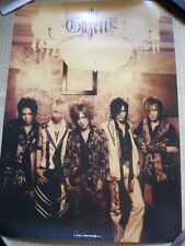 the GazettEthe PSC promoPOSTER Japan LIMITED!!