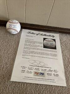 1982 St. Louis Cardinals Team Signed Auto Baseball Ozzie Herzog Sutter PSA HOF