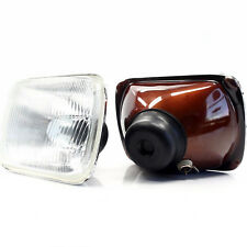 2X SCHEINWERFER VORNE Jeep Cherokee XJ 1984-2001 EU Version Headlight front KIT