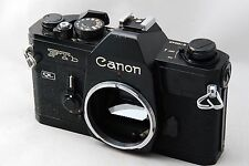 Canon Ftb QL 35mm SLR Film Camera Body Only [Very Good!!] #1228-2