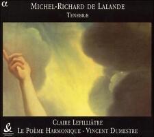 De Lalande - Tenebrae / Lefilliâtre, Le Poème Harmonique, Dumestre, New Music