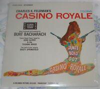 CASINO ROYALE (Burt Bacharach) rare original stereo lp (1967) with inner sleeve