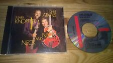 CD Pop Mark Knopfler / Chet Atkins - Neck And Neck (10 Song) COLUMBIA