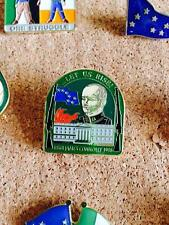 James Connolly 1916 Pin Badge - Irish Republican - Easter Lily Rebel Rising IE