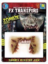 Tinsley Transfers 3d FX Zombie PERDIDA PINZA Halloween Terror Maquillaje