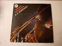 J.J. Johnson – Proof Positive - Vinyl LP 1980