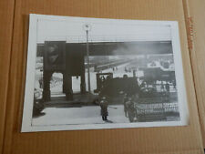 More details for liverpool l &y overhead railway photograph. pug in operation