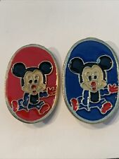 Hat Pin Pluto Disney Mickey Mouse Rare Vintage DONALD DUCK Lapel Pin Minnie Goofy Pinback
