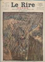 Journal Le RIRE Rouge, édition de guerre N° 132 du 26 mai 1917