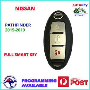 Nissan PATHFINDER Smart KEY 2016 2017 2018 2019