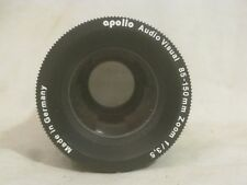 vintage Apollo Audio Visual 85-150mm Zoom f / 3,5 lens carousel replacement
