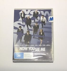 Now You See Me - DVD - Region 4 - New/Sealed