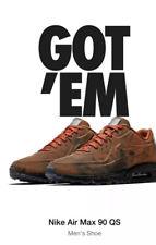 Nike AIR MAX 90 QS  'Mars Landing ' Men's Size 11.5 CD0920-600