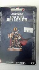 Warhammer 40K Space Marine SPACE WOLVES ULRIK THE SLAYER Space Wolf Chaplain New