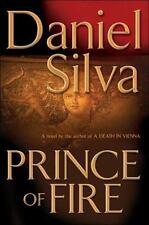 Gabriel Allon Ser.: Prince of Fire by Daniel Silva (2005, Hardcover)