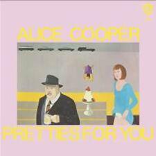 Alice Cooper - Pretties For You - New 140g Red Vinyl LP
