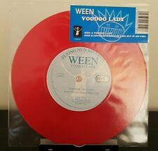"""Ween – Voodoo Lady - Red 7"""" Vinyl Limited Edition Numbered 0385"""
