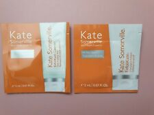 Kate Somerville Exfolikate  Exfoliating Treatment 2ml, Cleanser 2ml samples